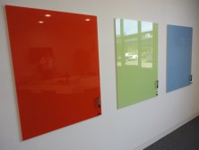 COLORED GLASS BOARD