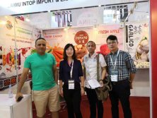 2018 Asia fruit logistica