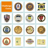 Challenge coins