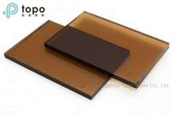 Dark Bronze Glass / Golden Bronze Glass