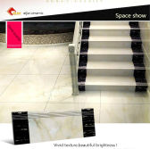 Porcelain glazed stair tiles on promotion