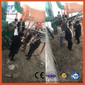 IQ client for cow manure drying plant