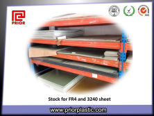 Stock for FR4 and 3240 sheet