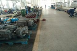 Gearbox fabrication factory