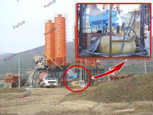 Cement Conveyor and Cement Bag Breaker for Concrete Batching Plant
