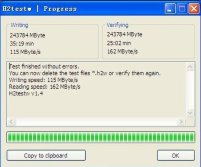 About the speed of USB Flash Drive