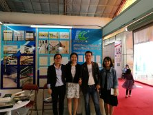 Customers visit E-KINGTOP