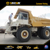 Visiting from Australia for Mining Truck