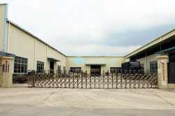Our Spacious Aluminium Tube Factory
