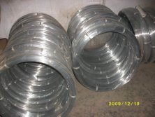 SALES PROMOTION in oval wire