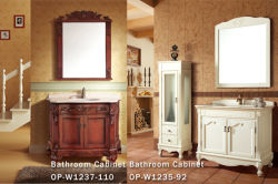 Oppein Guides You How to Compare Bathroom Cabinets Materials