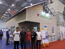 Qingdao International Prefab House Exhibition