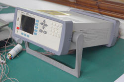 Multi-channel temperature tester
