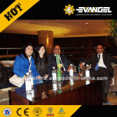 Iraq Clients Visited Shanghai Bauma Exhibition 2012
