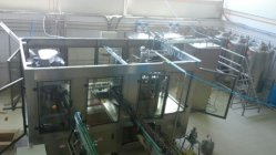Macedonia energy drink aluminum canning line