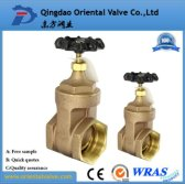 High quality forged brass gas stop valve gate valve