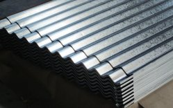 Ghana--Corrugated Steel Sheet Buyer