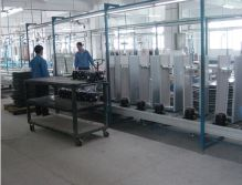 Factory plant of water dispenser