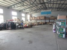 Professional Spare Parts Service Warehouse !