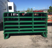 12ft USA Powder Coated Corral Panels