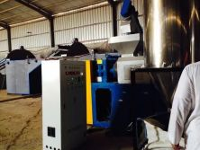 Film drying machine installed in Saudi Arabia