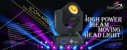 5R 200W Moving Head Spot Light (ICON-M003)
