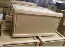 Yunqiang Package Carton With Plywood Batten