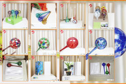 Glass Self Watering Globes