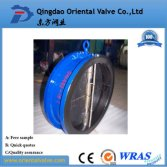 Hot Sale PN10/PN16 Cast Iron Water & Gas Control Wafer Check Valve
