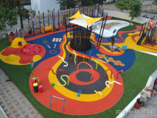 Hillside Preschool Project in India