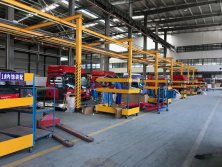 Iveco Hongyan Truck Cabin Assembly Line