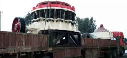 PY Spring Cone Crusher Successfully Sent to Zhejiang