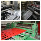 Aluminum Strip Slitting Line