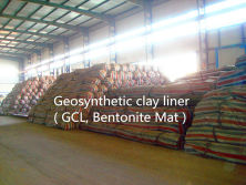 geosynthetic clay liner ( GCL )
