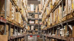 How big is the auto parts warehouse and how high the parts inventory is?! Terrible!