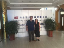 USA client visit us