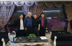 Warmly Welcome Canadian Merchants to Visit Shandong China Coal Group Joint Manufacturing Company for