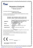 CE Certificate of mug heat press machine