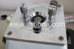 steel shot and steel grit hardness test equipment