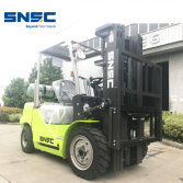 SNSC FL35 3.5T LPG GAS Forklift Truck to Paraguay