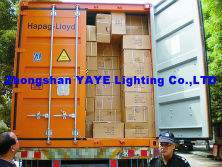 YAYE Container of LED Street Lights with 50W/60W/70W/100W/120W/150W/180W