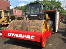DYNAPAC CA30D ROAD ROLLER SOLD OUT