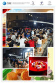 2020 Z-LION Held The Mid-Autumn Festival with Mooncake Gambling and Dinner Activities
