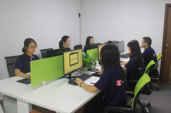Sales Team′s Office in Shenzhen