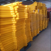Jiachen PE Yellow Retractable Barricade made in china