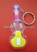 Piano promotion keychain