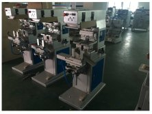 Cylindrical Pad Printing Machine