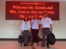 Clients from Indonsia