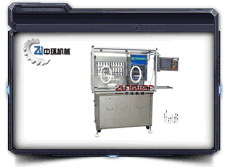 ZLS-300 Prefillable syringes filling and closing machine