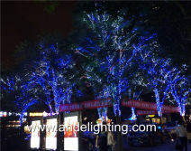 LED string lights projects in Shanghai